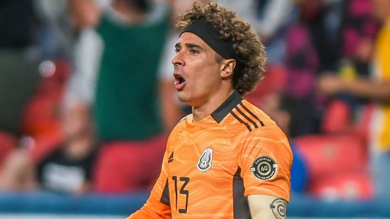 Guillermo Ochoa to lead the Mexico Olympic team in Tokyo - AS.com