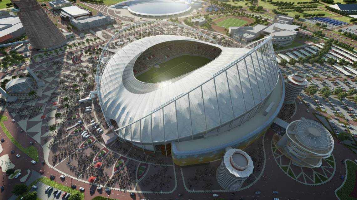 Image result for khalifa international stadium
