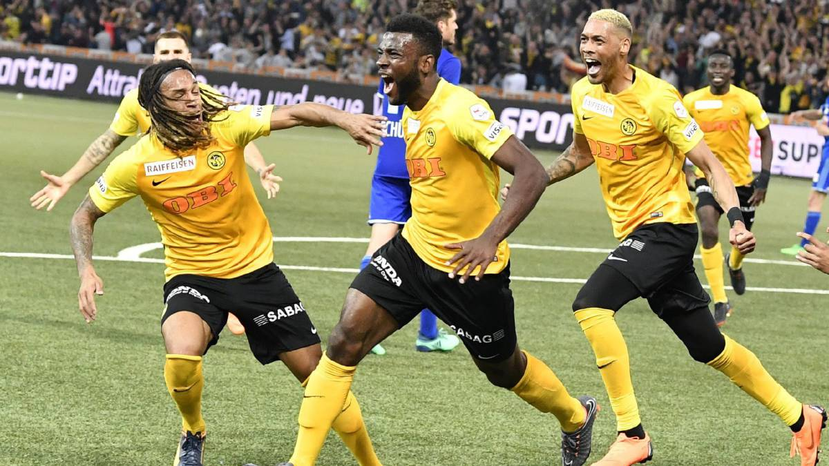 El Young Boys Campeon De Liga Treinta Y Dos Anos Despues