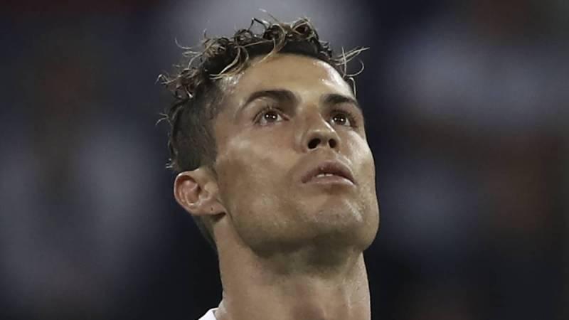 Cristiano empañó la final: \