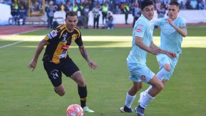 La liga de fútbol de Bolivia se suspende hasta el 31 de marzo - AS.com
