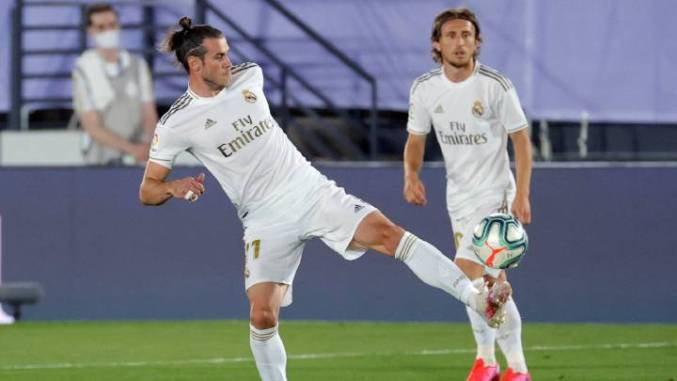 Real Madrid player ratings vs Mallorca