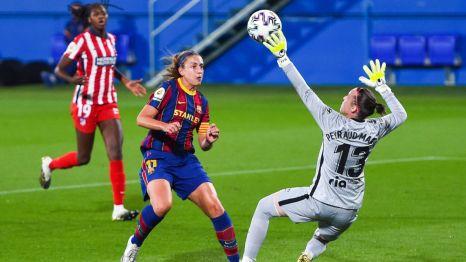 Barcelona - Atlético Femenino en directo: Primera Iberdrola, en vivo -  AS.com