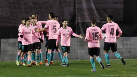 Rayo Vallecano 1-2 Barcelona: result, summary and goals - AS.com