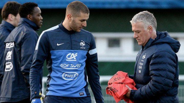 Hugo lloris, steve mandanda, mike maignan. Official Benzema Recalled By French National Team As Com