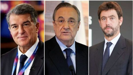 UEFA cannot sanction Real Madrid, Barcelona, Juventus over Super League