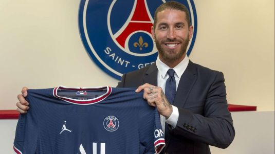 Ramos speaks after PSG make signing official