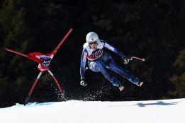 Carolina Ruiz se despide con un brillante sexto puesto en Meribel
