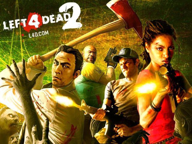 Resultado de imagen de left 4 dead 2