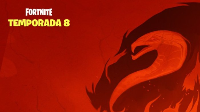 fortnite battle royale temporada 8 segundo teaser serpientes