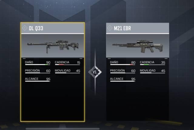 Call of Duty Mobile: Cuáles son las mejores armas para el multijugador