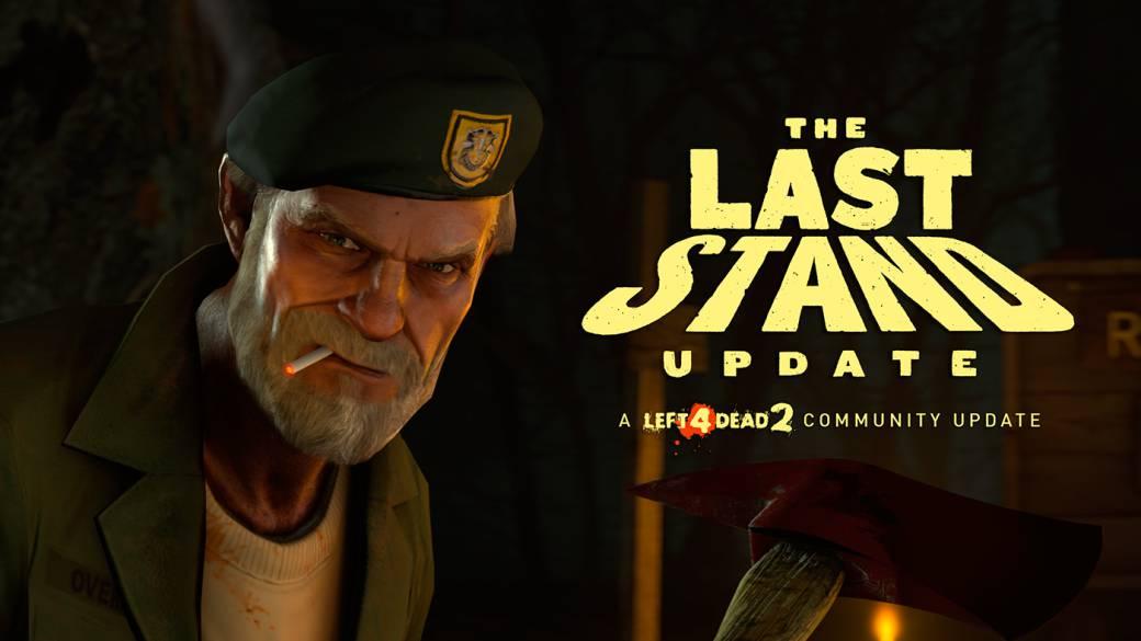 Left 4 Dead 2 recibe The Last Stand, una nueva expansión gratuita hecha por  fans - MeriStation