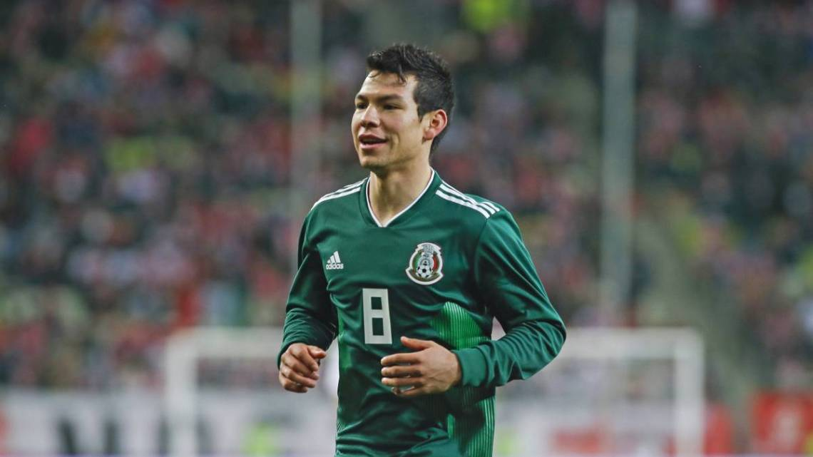 "Image result for Hirving ""Chucky"" Lozano - mexico"