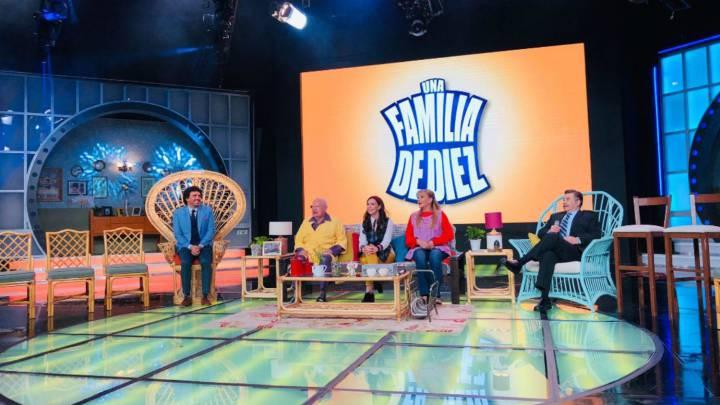 Una familia de diez estrena hoy su segunda temporada