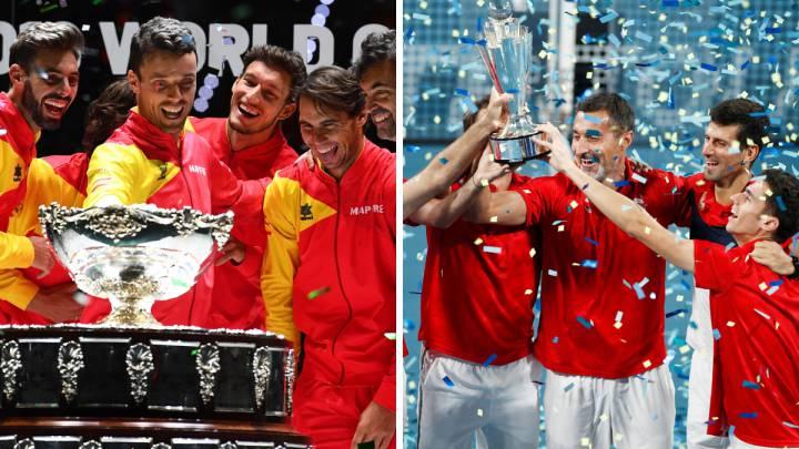 La ITF apuesta por la unión de la Copa Davis y la ATP Cup