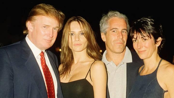 Qué relación tuvo Jeffrey Epstein con Donald Trump? - AS USA