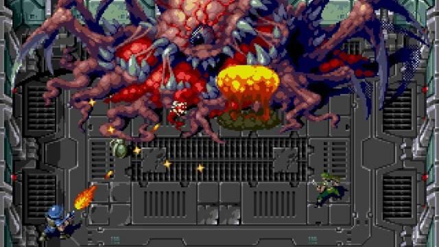 Xeno Crisis: el último juego de Mega Drive - MeriStation