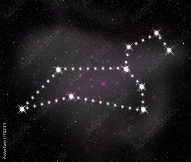 Leo Zodiac Sign Constellation Map Constellations Background Space Stars Wallpaper Horoscope Constellations