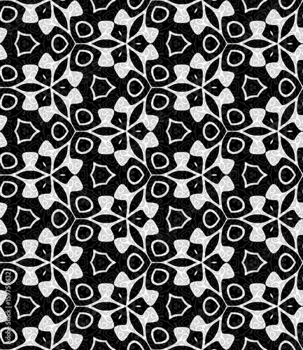 https stock adobe com images abstract black and white tiled pattern floral tile texture background seamless illustration 159759632 start checkout 1 content id 159759632