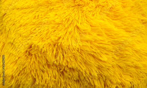 https stock adobe com images fluffy texture fabric closeup of the pillow with yellow fur cover abstract background 162429850 start checkout 1 content id 162429850