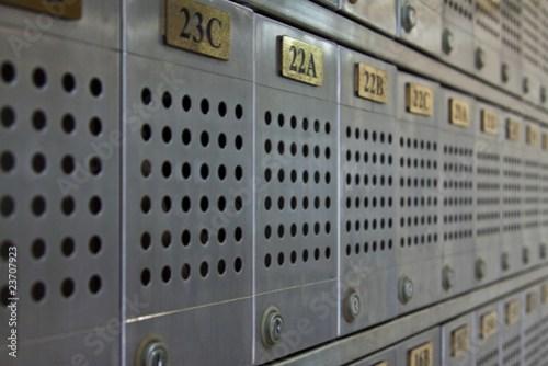 Apartment Post Box