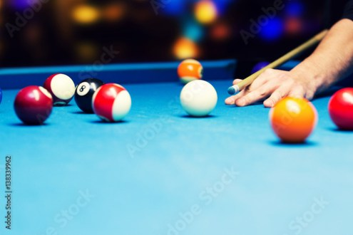 bar games   pool billiard   Buy this stock photo and explore similar     bar games   pool billiard