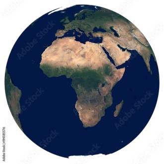 Earth from space  Satellite image of planet Earth  Photo of globe     Satellite image of planet Earth  Photo of globe  Isolated physical