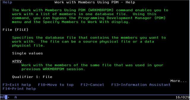 Extended Help - WRKMBRPDM.JPG