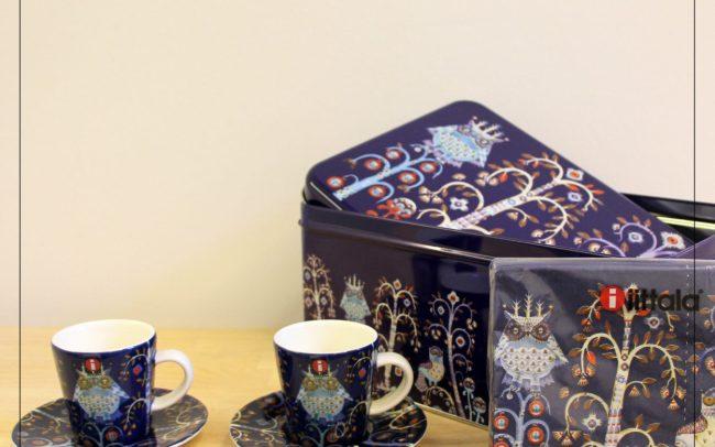 Designcadeaus: Iittala - Taika blauw