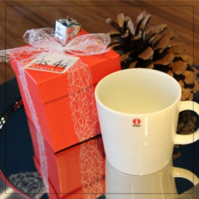 Designcadeaus: Iittala - Teema Mug €18,50