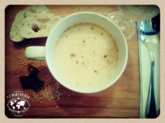 sopa espumante