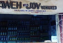 Photo of In rural Ghana, there's a thin line between your business and your faith