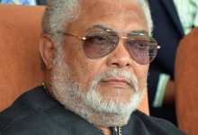 """Photo of """"I'll soon deal with 'callous agenda' from Kwamena Ahwoi,"""" says Rawlings"""