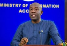 "Photo of ""We have been diligent,"" Oppong Nkrumah answers NDC"