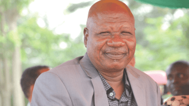 Allotey Jacobs, former NDC Central Region chairman