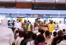 COVID-19: Kuwait returnees