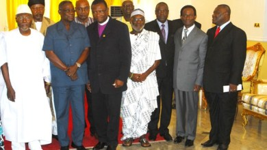 Ghana's National Peace Council, 2011