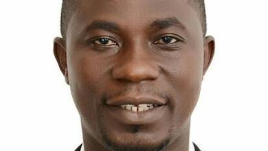 Ernest Norgbey, MP for Ashaiman (NDC)