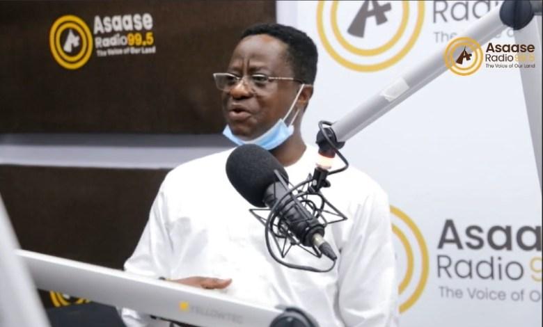 John Peter Amewu, Energy Minister