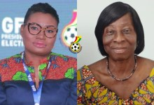 Photo of GFA tasks two to write policy on women's football