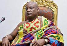 Togbe Afede XIV, president, National House of Chiefs