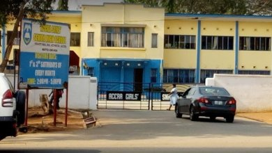 Photo of 55 test positive for COVID-19 at Accra Girls' SHS