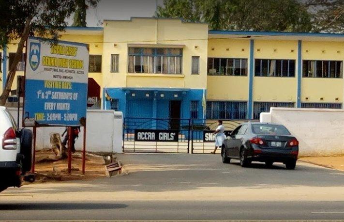 Accra Girls' SHS