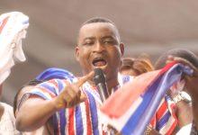 Bernard Antwi Boasiako, Ashanti Regional chairman, New Patriotic Party