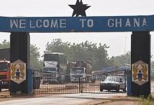 Photo of GIS intercepts 25 Nigerians at Sogakope