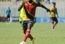 Isaac Mensah (ex-Nkoranza Warriors) of Hearts of Oak