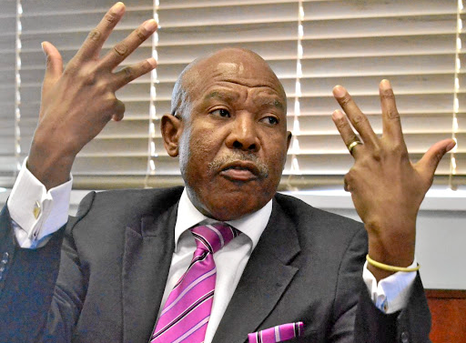 Lesetja Kganyago, South African Reserve Bank