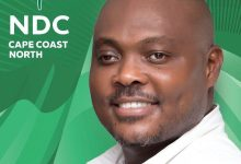 Photo of EC bans NDC Cape Coast parliamentary candidate, withholds voter ID