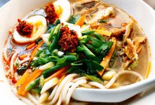 Naa Oyoo's noodles