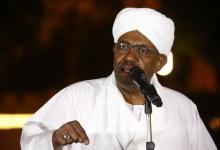 Omar el-Bashir, former president of Sudan